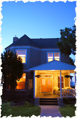 Helena's Little Mansion has been restored into a beautiful Helena, MT vacation rental