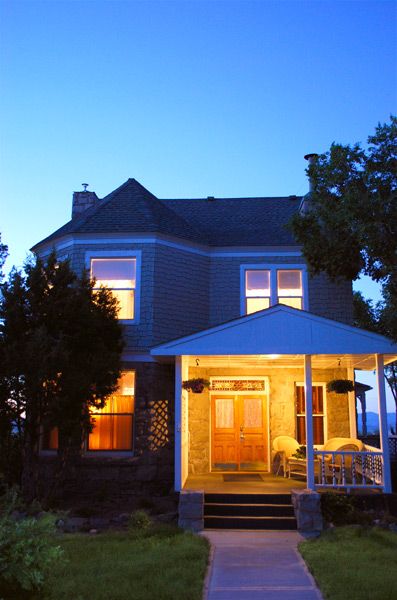 Vacation Rental In Helena Mt Helena S Little Mansion